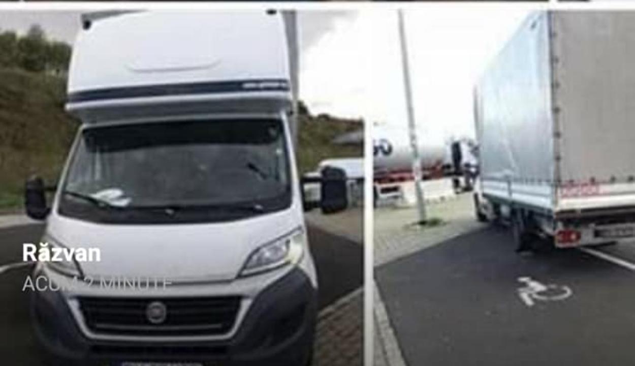 Holtan találtak egy 19 éves háromszéki sofőrt egy németországi autópályán