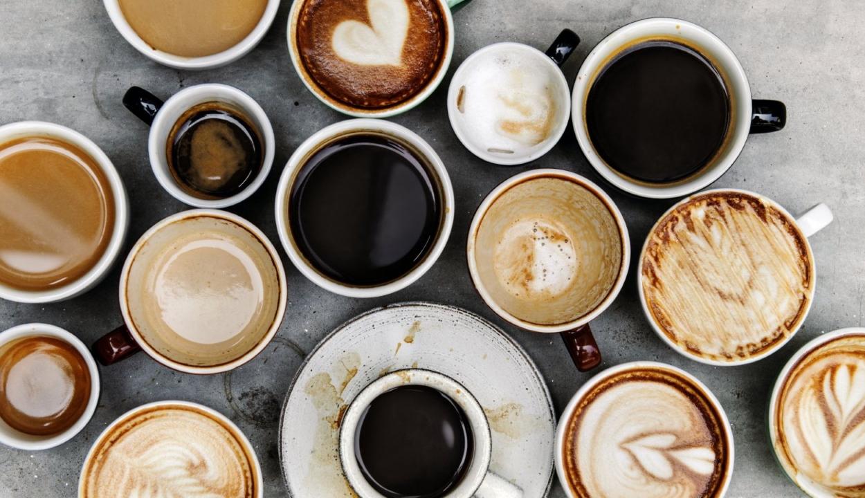 A rendszeres kávézás jótékony hatással lehet az egészségre