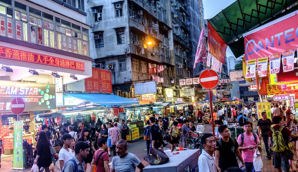 Egymillióval több gazdag ember él Kínában, mint Amerikában