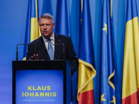 Johannis: olyan kormányt iktatunk be, amely a románokért fog dolgozni