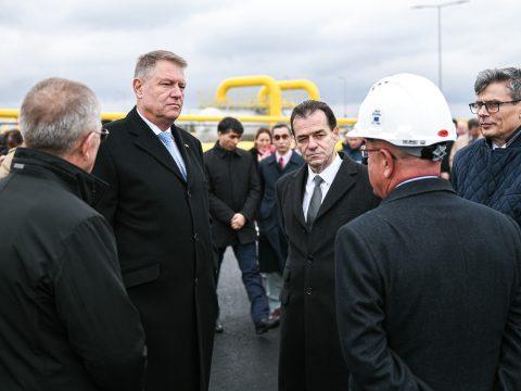 Orban: Románia megépítette a BRUA gázvezeték kétharmadát