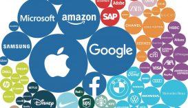 Továbbra is az Apple és a Google a világ legértékesebb márkája
