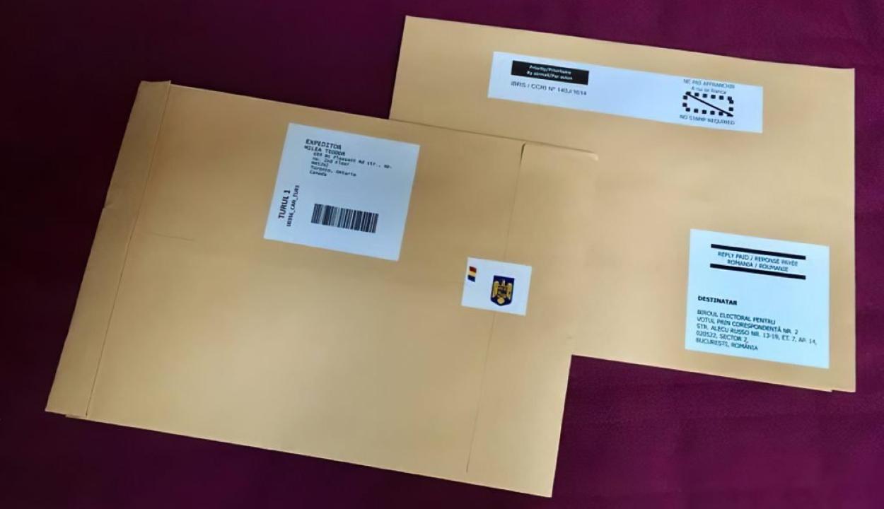 Levélben szavazhatnak a külföldön élő román állampolgárok ott, ahol nem engedélyezik szavazókörök kialakítását