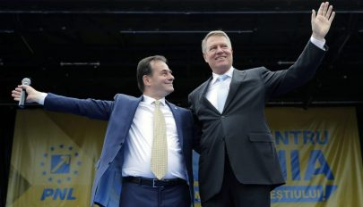 Orban: Johannis már az első fordulóban megnyerheti a választásokat