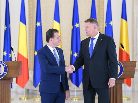 Ludovic Orban visszaadta kormányalakítási megbízását, Johannis konzultációra hívta a pártokat