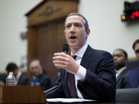 Kitart a Libra kriptovaluta bevezetése mellett Mark Zuckerberg