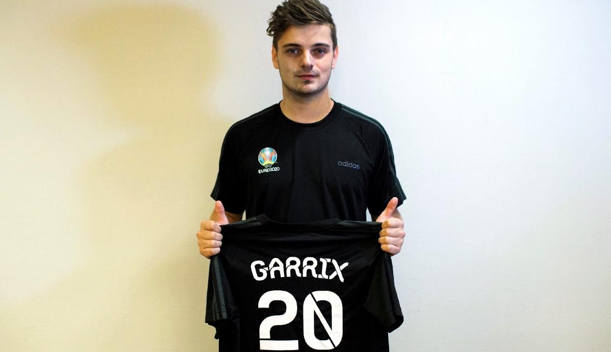 EURO 2020: Martin Garrix készíti a torna himnuszát