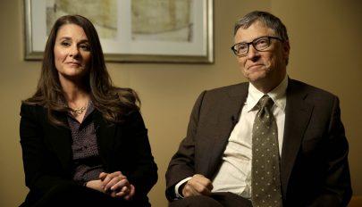 Egy vagyonnal támogatja a HIV és a sarlósejtes vérszegénység leküzdését Bill Gates és felesége