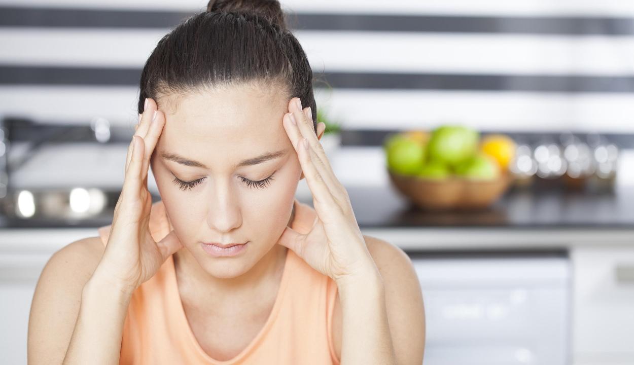 A migrén sokkal gyakrabban sújtja a nőket, mint a férfiakat