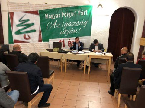 Egyesülne az Erdélyi Magyar Néppárttal a Magyar Polgári Párt