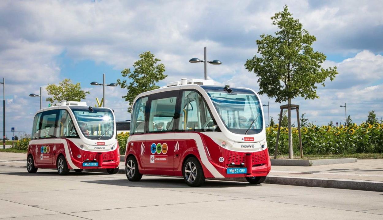 Kolozsvár lehet az első romániai város, amely bevezeti a vezető nélküli buszokat