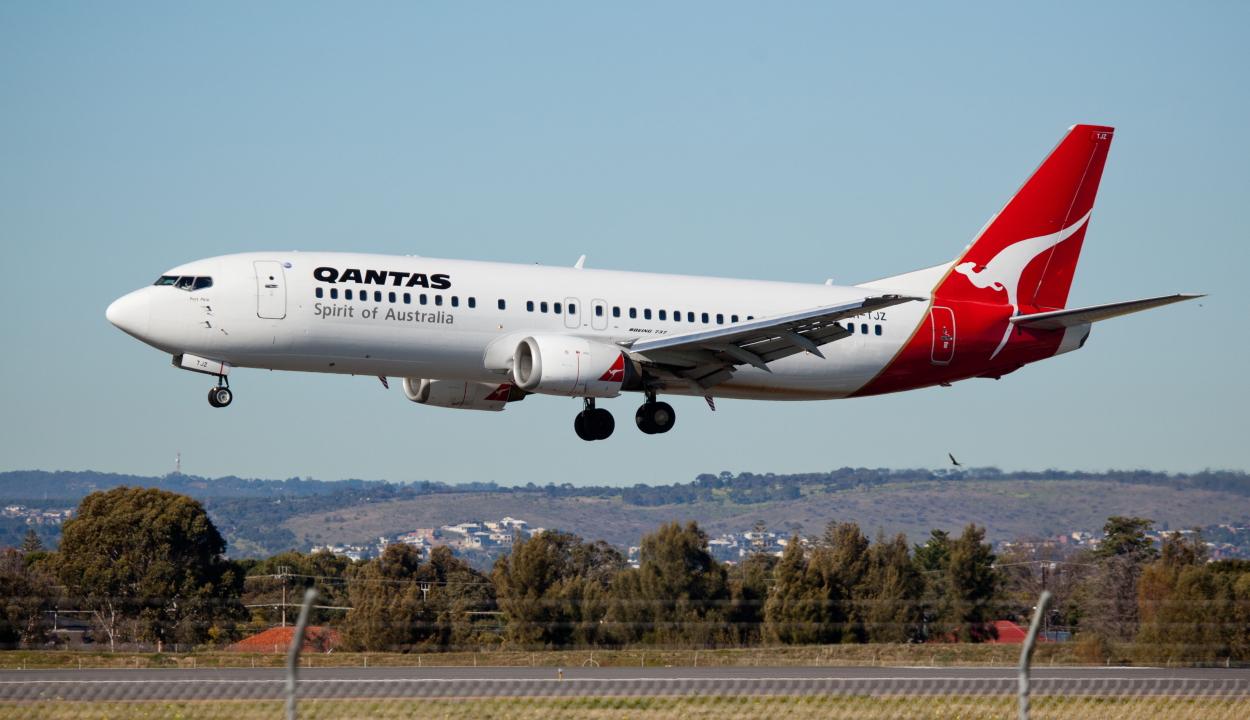 Percek alatt elfogyott minden jegy az úticél nélküli ausztrál légijáratra
