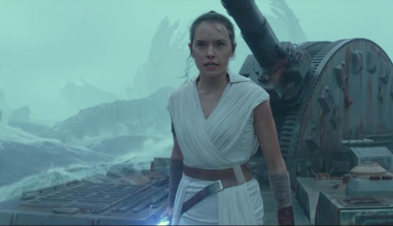 Megérkezett a Stars Wars kilencedik részének előzetese