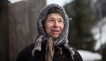 Egész életét remeteként élte le egy asszony a szibériai tajgán