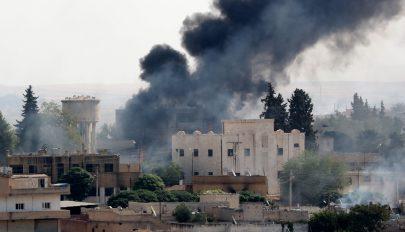 Újabb humanitárius katasztrófával fenyegetnek a szíriai műveletek