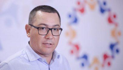 Ponta feltételekhez köti az új kormány beiktatását célzó szavazáson való részvételt