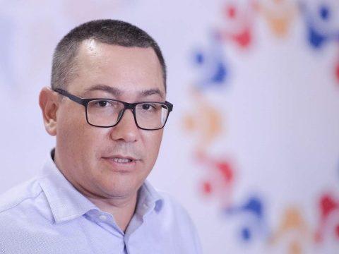 Ponta: a Pro Románia képviselői nem támogatják a bizalmatlansági indítványt