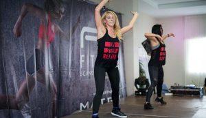 Molnár Enikő táncoktató szívvel-lélekkel végzi hivatását, ez meglátszik tanítványai eredményein is