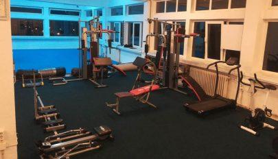 Új edzőterem nyílt