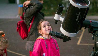 Megtartják a csillagászat napját