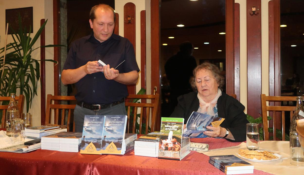 Könyv a Hargitáról