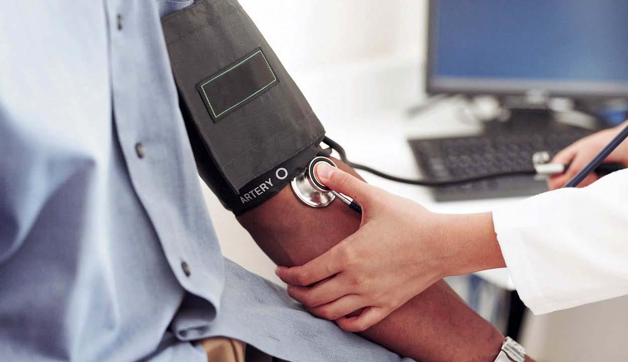 Csak a vérnyomásmérés ingyenes!