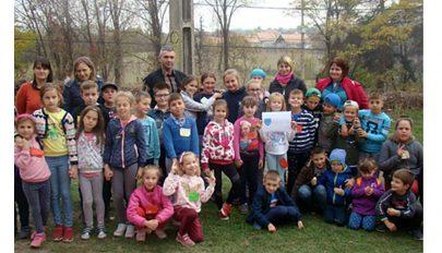 Napközi tábor Csernátonban