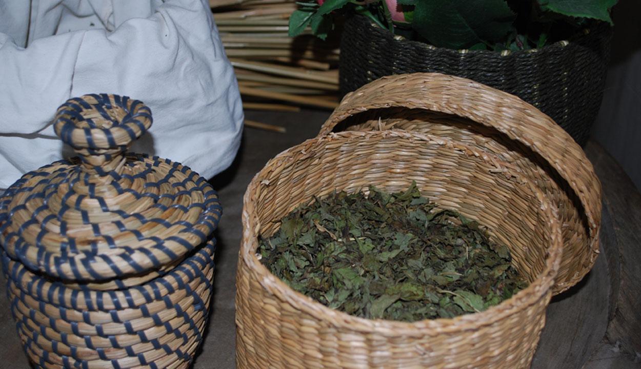 Szárított zöldfűszer