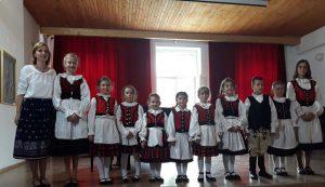 Füleki Katalin és az általa felkészített kis és nagydiákok
