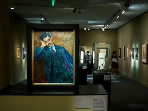 Modigliani-hamisítással gyanúsítanak egy nyugdíjast
