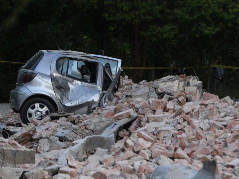 Erős földrengés volt Albániában