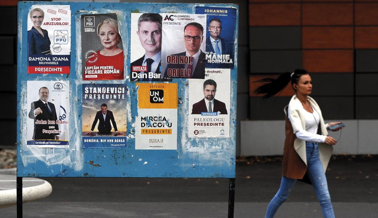 Államelnök-választás: több mint 18 millió állampolgárt várnak az urnákhoz
