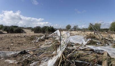 Hatalmas pusztítást hagyott maga után az első nagy őszi vihar Nyugat-Európában