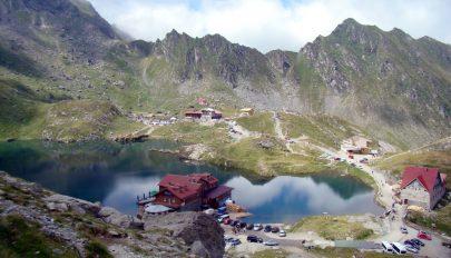 Megközelíthetetlenné vált a Bâlea-tó a kedvezőtlen időjárási körülmények miatt