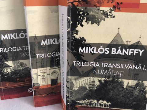 Az év könyve címre javasolták Bánffy Miklós románra lefordított Erdély-trilógiáját