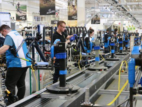 Kelet-Európa legnagyobb bicikligyárát nyitják meg Temesváron
