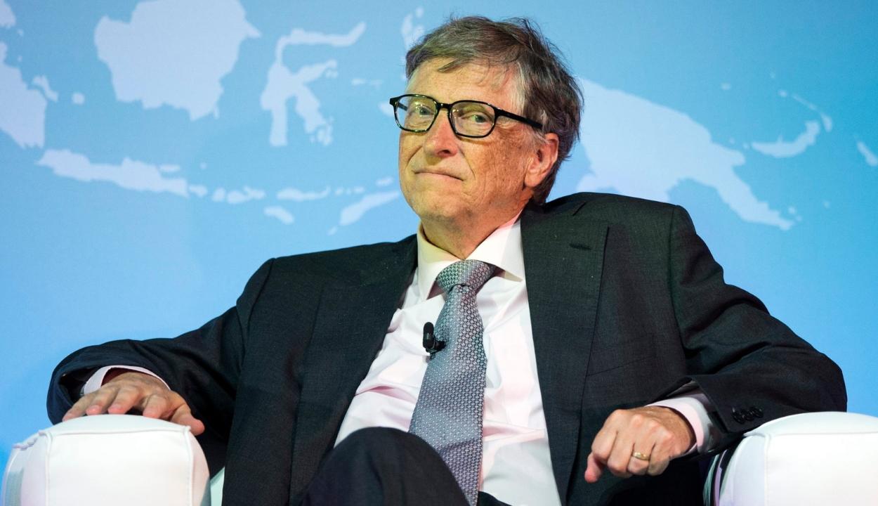 Ismét Bill Gates a világ leggazdagabb embere