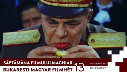 A rendszerváltozás 30. évfordulójára fókuszál a 13. Bukaresti Magyar Filmhét