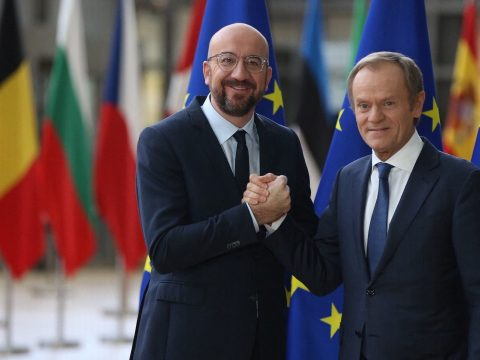 Átvette az Európai Tanács vezetését Charles Michel