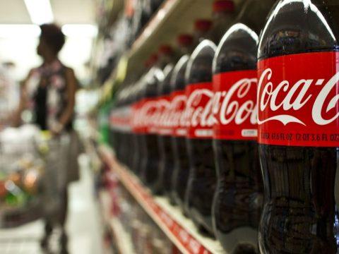 A Coca-Cola az első a műanyagszennyezési listán