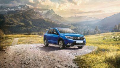 A Dacia piacra dobta új Logan Stepway modelljét