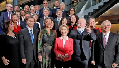 Hivatalba lépett az új összetételű Európai Bizottság