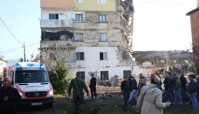A román katasztrófavédelem is segíti az albániai földrengés áldozatainak mentését