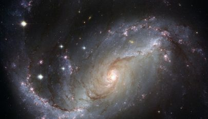 Szimulálták egy galaxis életét