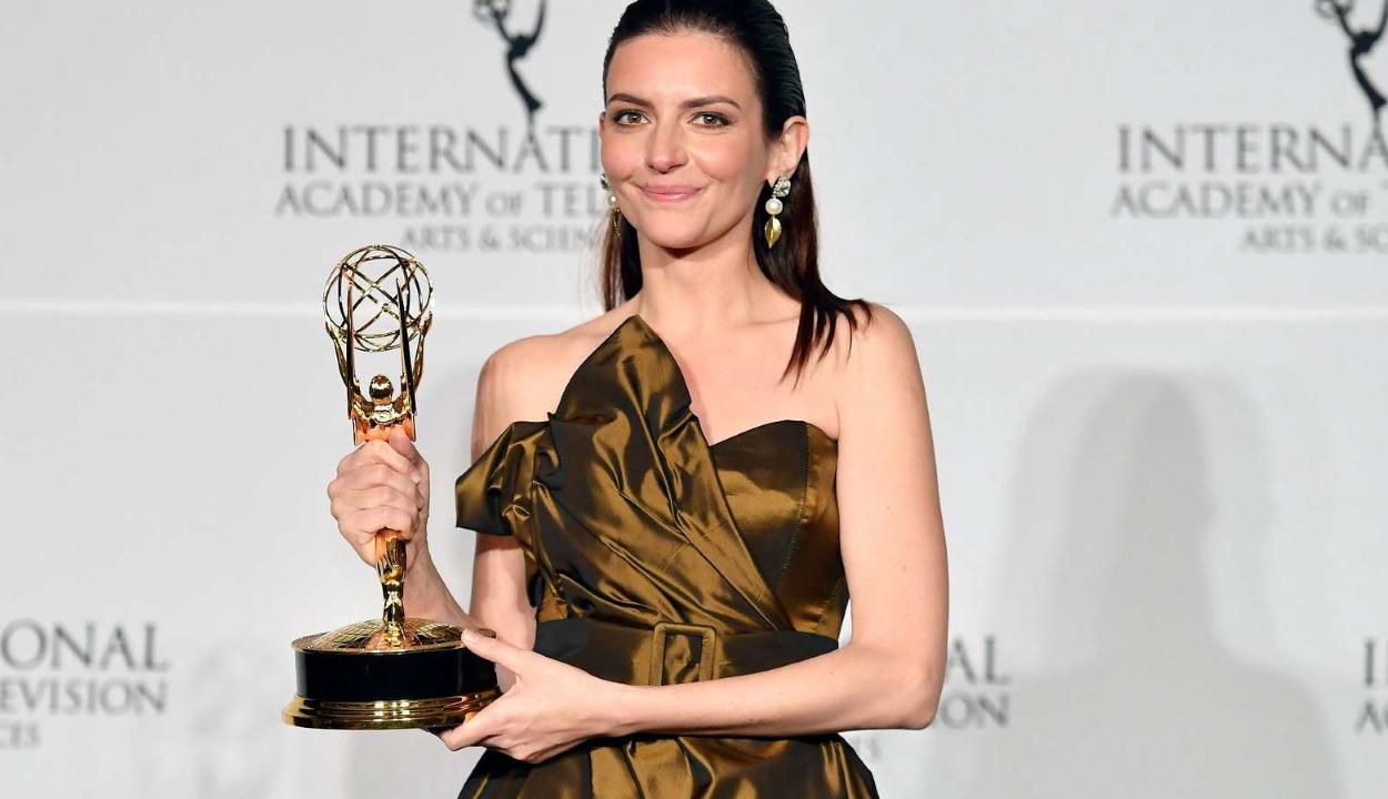Megszületett az első magyar győzelem az Emmy-díj gálán