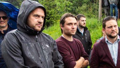 Úzvölgyi katonatemető: törölte a bíróság a Grüman Róbertre kirótt bírságot