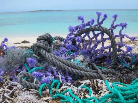 Sok a halászati eszköz az óceáni hulladékban