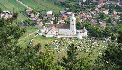 Sírgyalázás a szentléleki temetőben