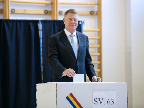 Johannis számít a magyarok szavazatára