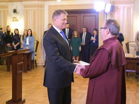 Johannis: az államelnöki megbízás különleges megtiszteltetés és ugyanakkor nagy felelősség